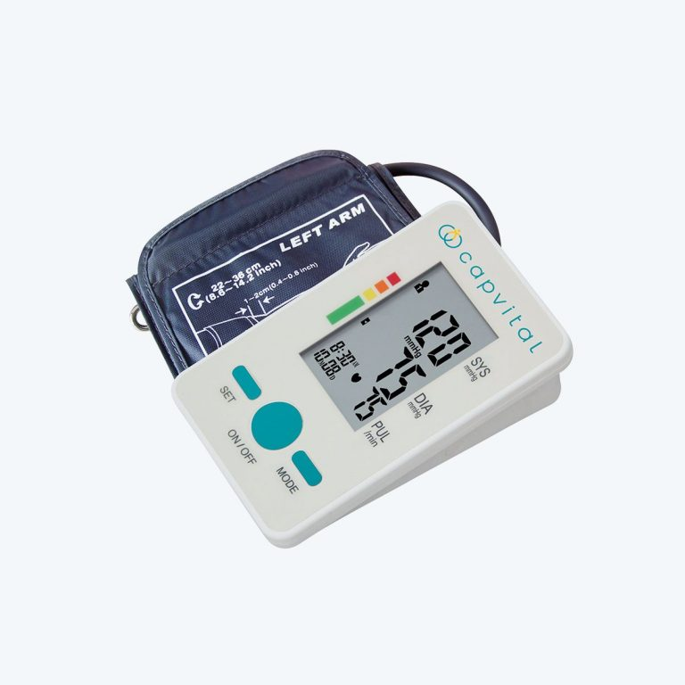 Tensiomètre électronique bras cap vital