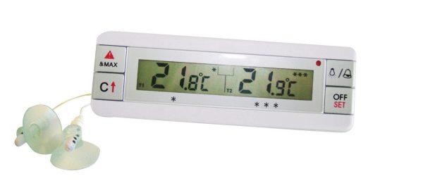 Thermomètre digital réfrigérateur