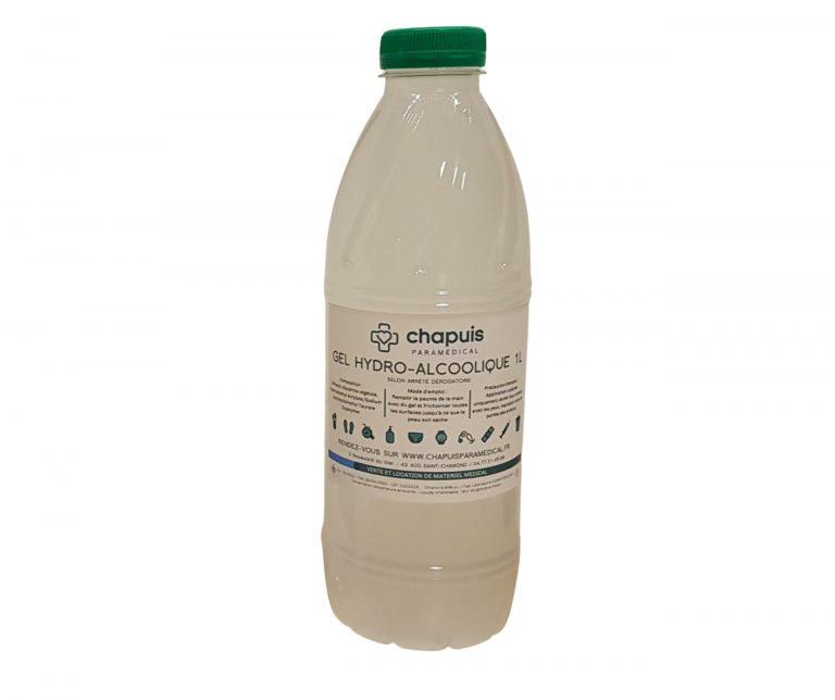 Gel hydroalcoolique 1 L