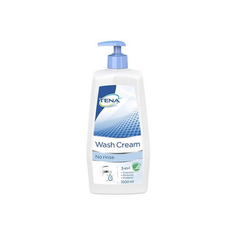 crème lavante Tena wash creme