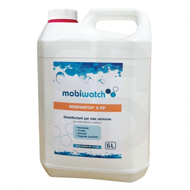 Désinfectant Mobiwatch 5L