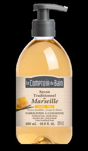 savon de Marseille Vanille Miel