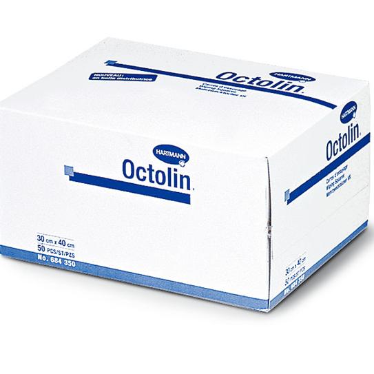 carrés d'essuyage Octolin